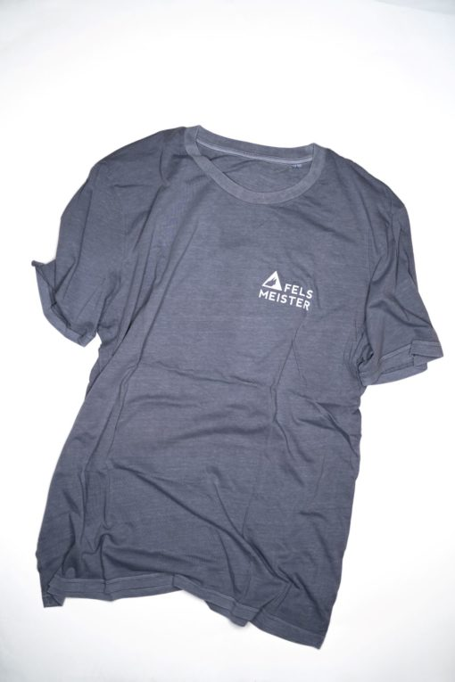 T-Shirt lava-grey